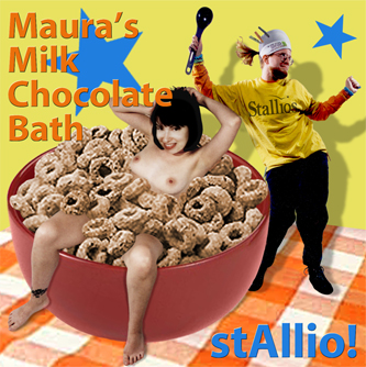 stAllio! - maura's milk chocolate bath