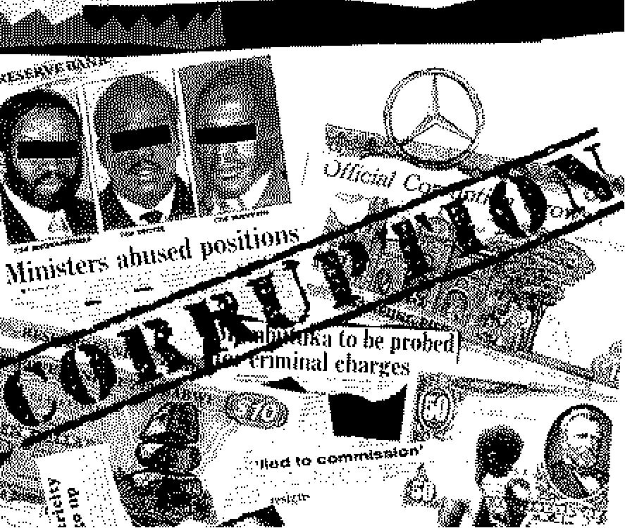 Corruptionbw